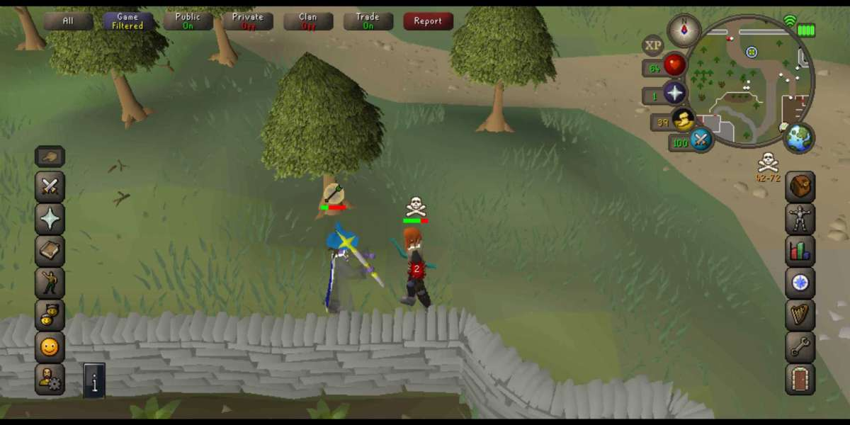 RuneScape a great game to play